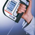 Calibração de densímetro digital