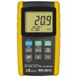 Calibração de medidor de oxigênio dissolvido